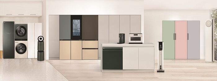 Холодильник LG Objet Collection