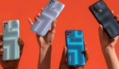 смартфоны Infinix