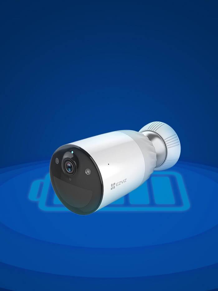 автономная камера ezviz