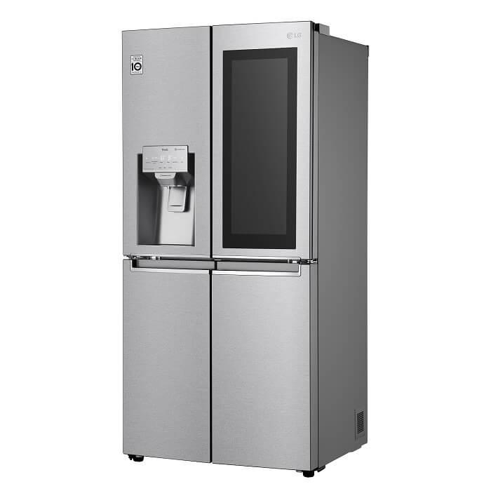 Новый холодильник LG