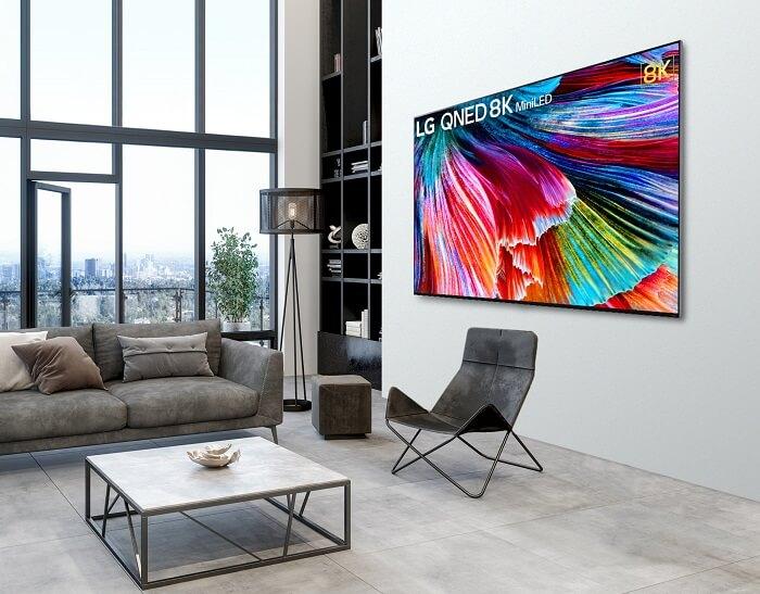 телевизоры LG 8к