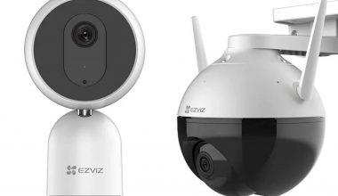 Поворотные и статичные камеры виденаблюдения